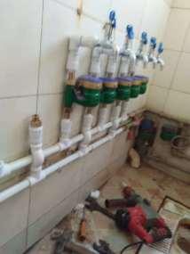 专业室内外墙污水管、供水管、太阳能上下水管更换维修