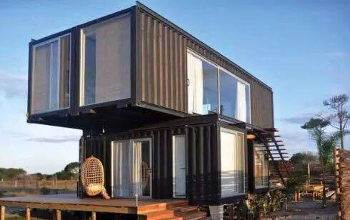 设计建设个性集装箱建筑、特色商业街、休闲餐厅、书吧