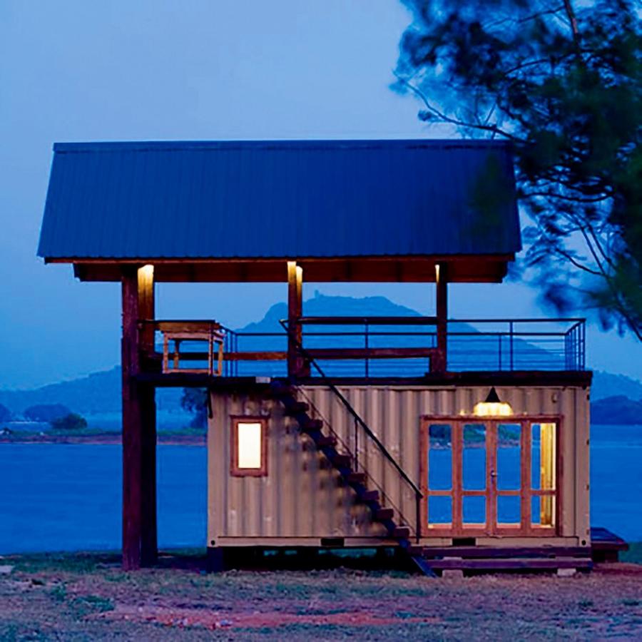 酷创汇专业设计打造集装箱建筑,集装箱小镇、酒店