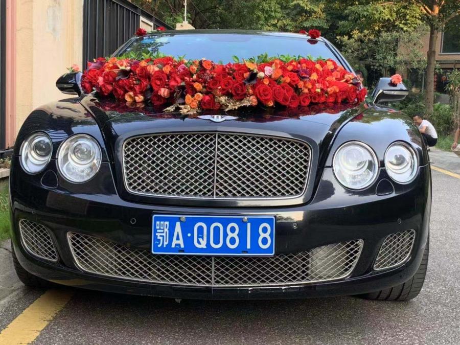 完美婚礼需要一队美丽的婚车请来武汉大唐朝租车