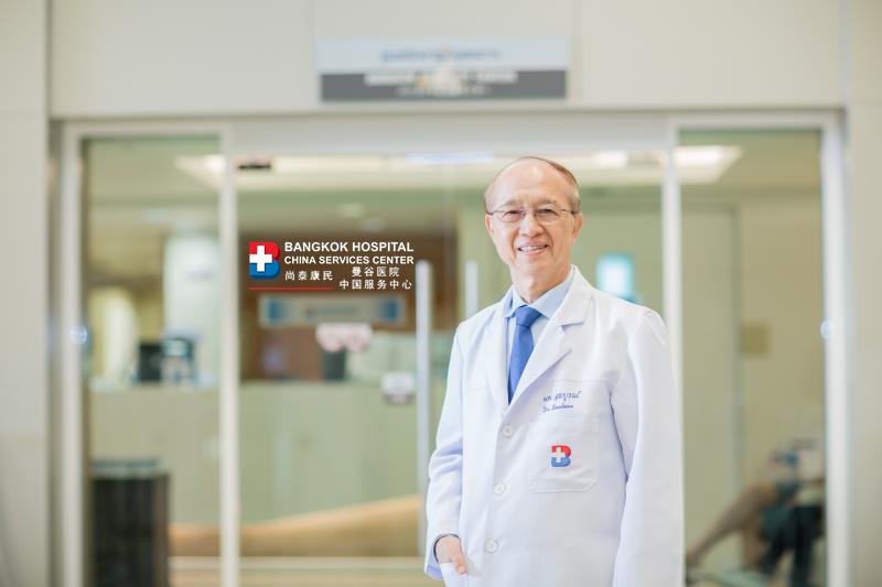 泰国曼谷医院试管婴儿最受欢迎的教授