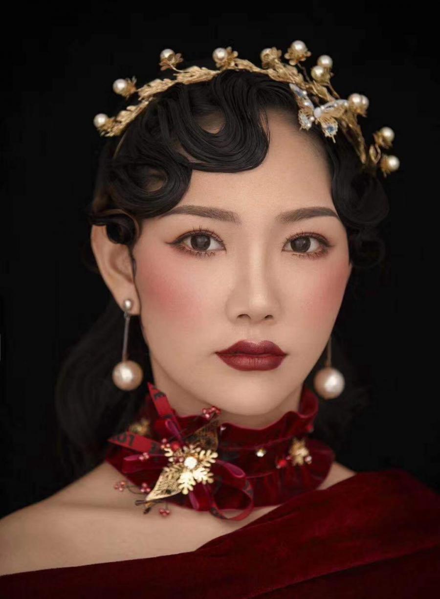 山东时尚影楼化妆培训机构  历下零基础培训  包教包会 包就