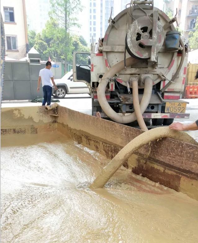 西双版纳抽污水 抽泥浆 抽粪 河道清淤 管网清淤